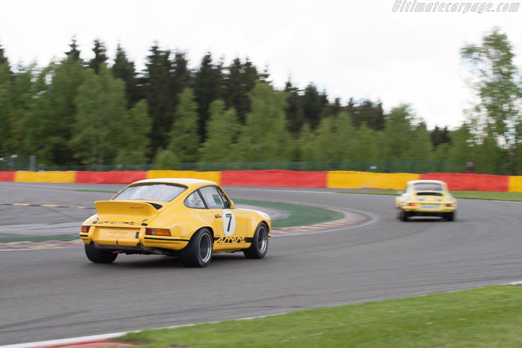 Porsche 911 Carrera RSR 2.8    - 2013 Spa Classic