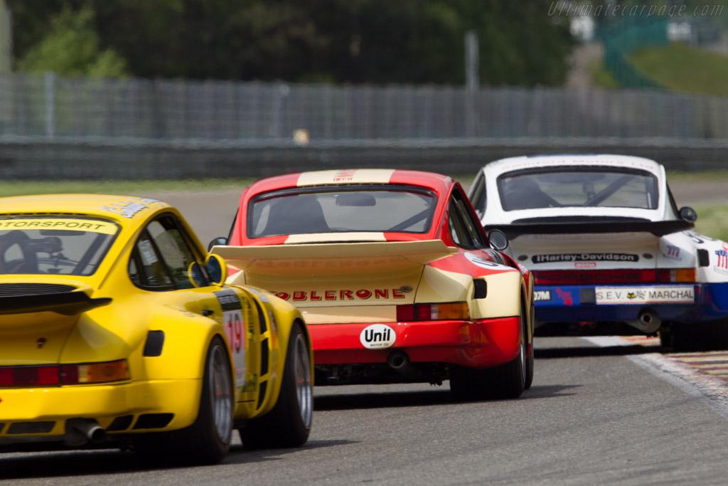 Porsche 911 Carrera RSR 3.0 - Chassis: 911 460 9058   - 2013 Spa Classic
