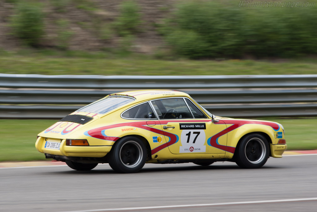 Porsche 911 St 2 5 2013 Spa Classic