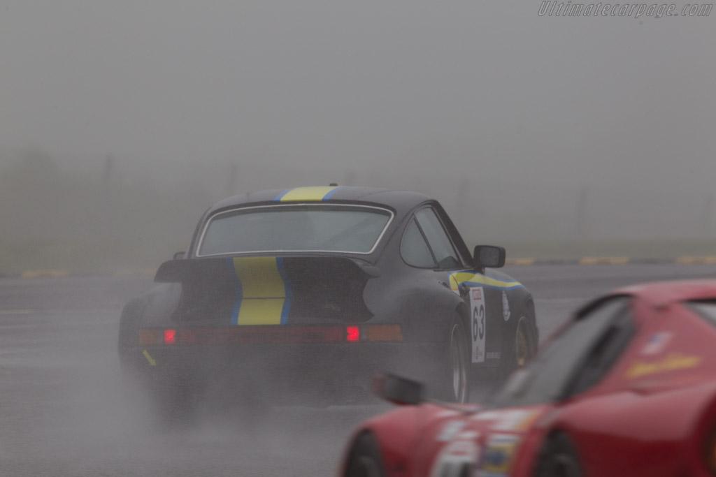 Porsche 930    - 2013 Spa Classic