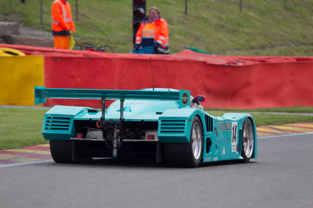Porsche 962 CK6 - Chassis: 962-118 T-1   - 2013 Spa Classic