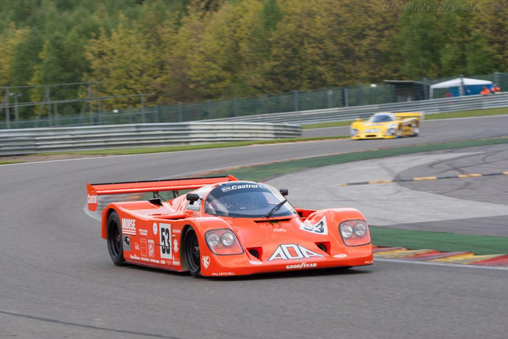 Porsche 962 RLR - Chassis: RLR-202 - Driver: Jean Marc Merlin  - 2013 Spa Classic