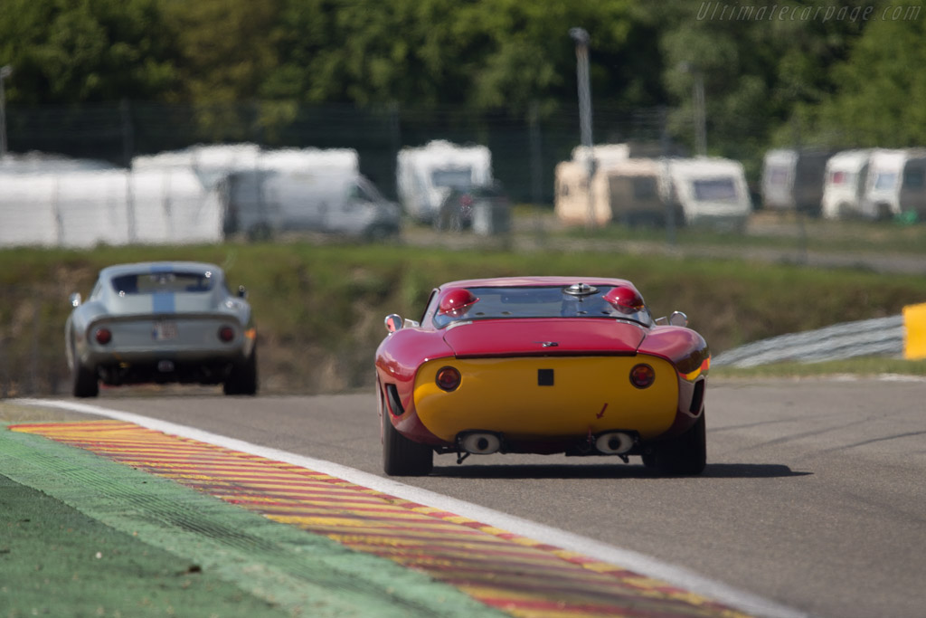 Corsa - Chassis: BA4 0106 - Driver: Georg Nolte - 2014 Spa Classic