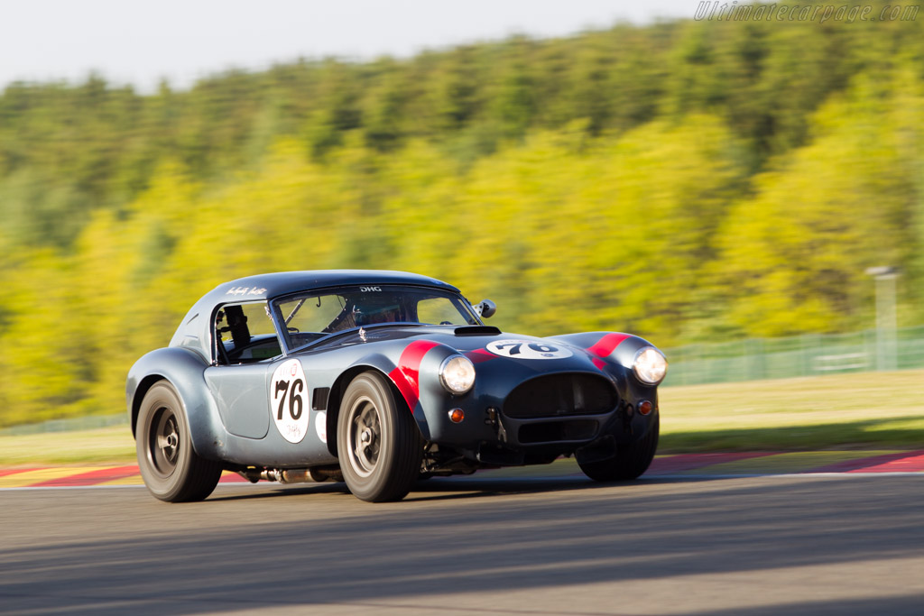 AC Shelby Cobra - Chassis: CSX2049 - Driver: David Hart  - 2014 Spa Classic