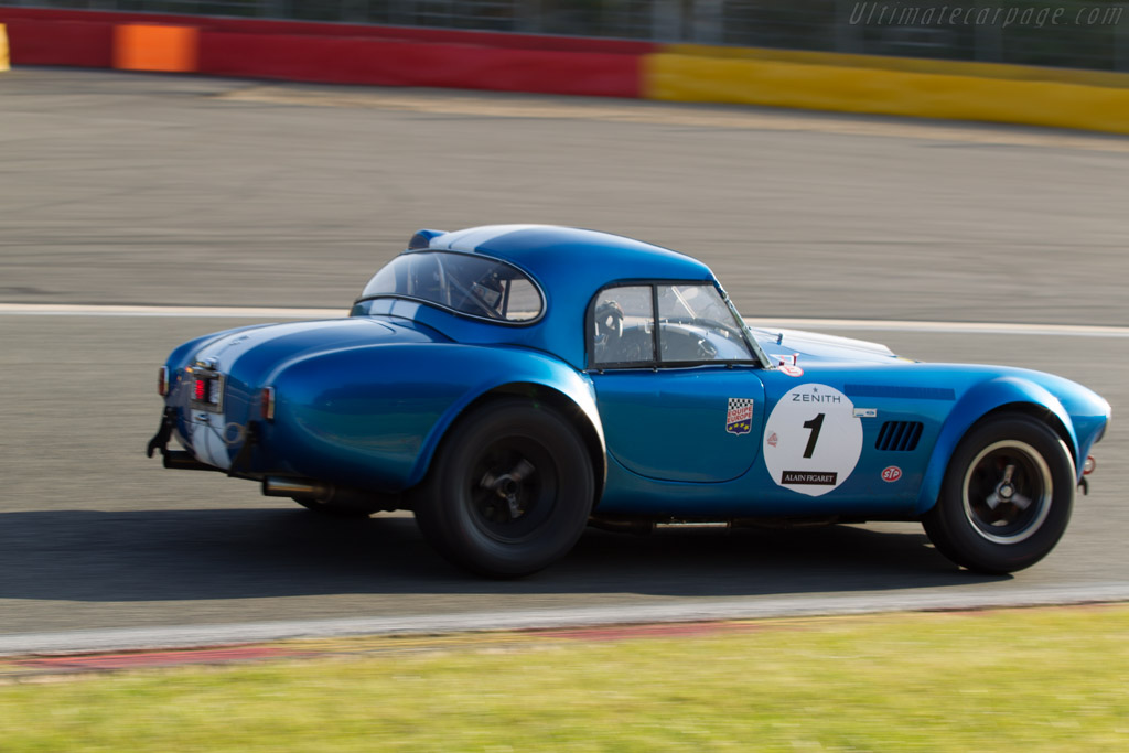 AC Shelby Cobra - Chassis: COX6013 - Driver: Yvan Mahe  - 2014 Spa Classic