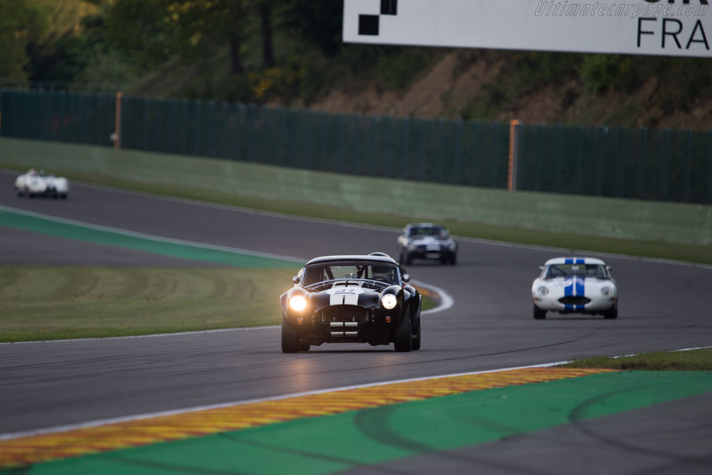 AC Shelby Cobra - Chassis: CSX2468 - Driver: Charles Firmenich  - 2014 Spa Classic