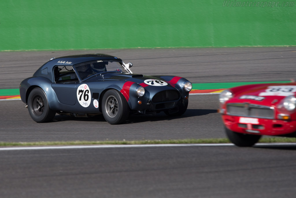 AC Shelby Cobra - Chassis: CSX2049 - Driver: Hans Hugenholtz  - 2014 Spa Classic