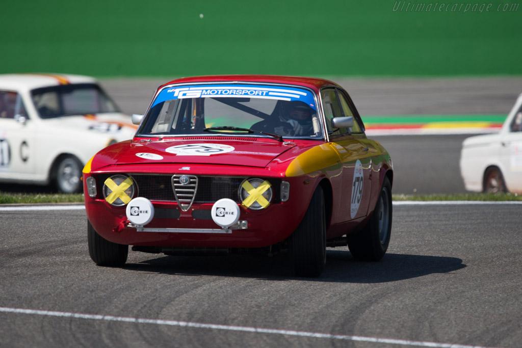 Alfa Romeo 1600 GTA - Chassis: AR613240 - Driver: Dominik Roschmann  - 2014 Spa Classic