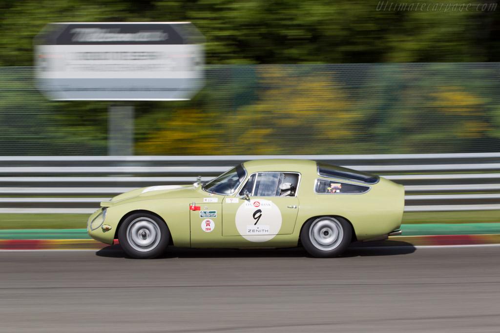 Alfa Romeo Giulia TZ - Chassis: AR750017 - Driver: Alain Vogele  - 2014 Spa Classic