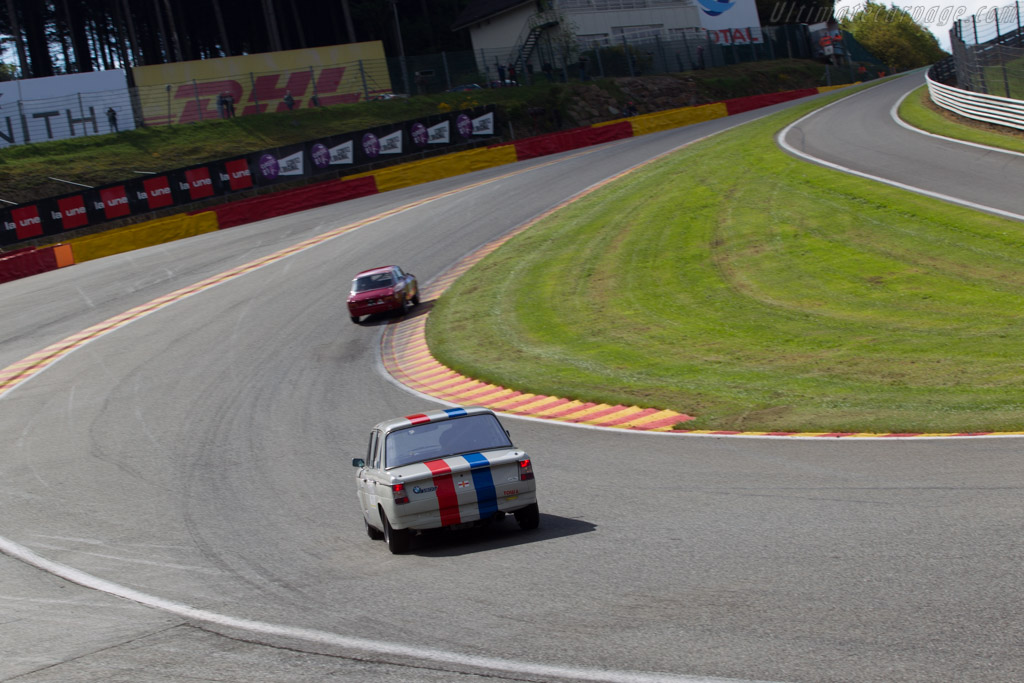 BMW 1800 Ti  - Driver: Marcus Mahy / George Haynes  - 2014 Spa Classic