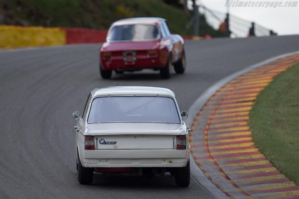 BMW 1800 TiSA - Chassis: 995193 - Driver: Richard Shaw  - 2014 Spa Classic