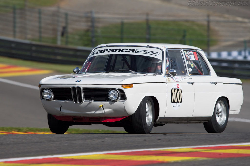 BMW 1800 TiSA - Chassis: 995193 - Driver: Richard Shaw  - 2014 Spa Classic