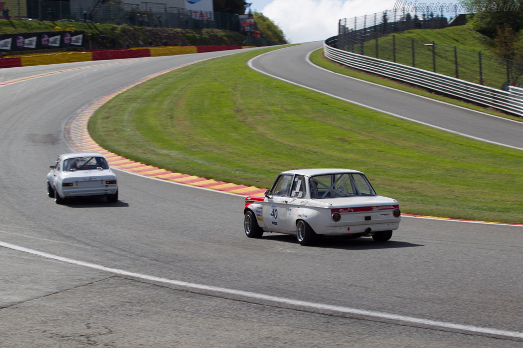 Bmw 2002 Ti Driver Peter Bockwoldt 2014 Spa Classic