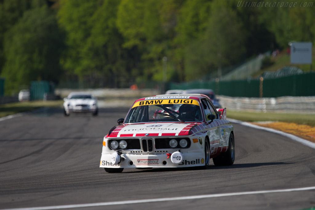 BMW 3.0 CSL - Chassis: 2211371 - Driver: Adrian Brady  - 2014 Spa Classic