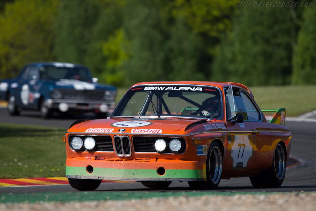 BMW 3.0 CSL - Chassis: 2211365 - Driver: Dominik Roschmann  - 2014 Spa Classic