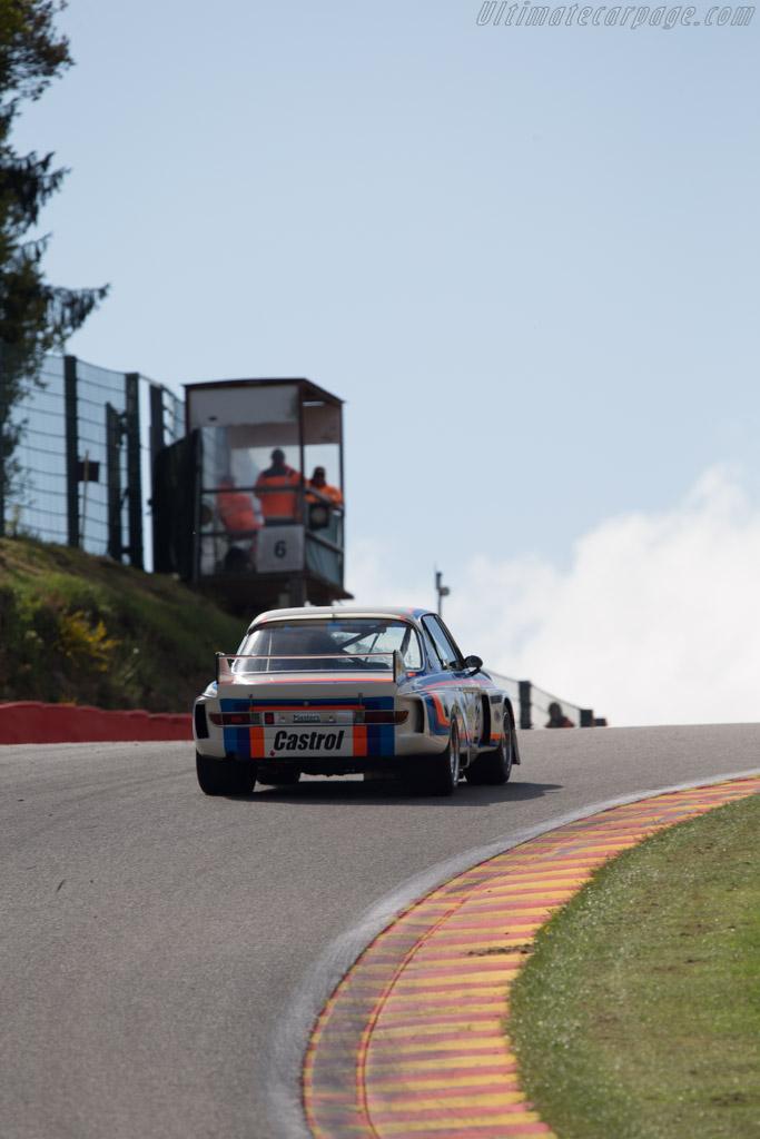 BMW 3.0 CSL - Chassis: 2275998 - Driver: Alex Elliott  - 2014 Spa Classic