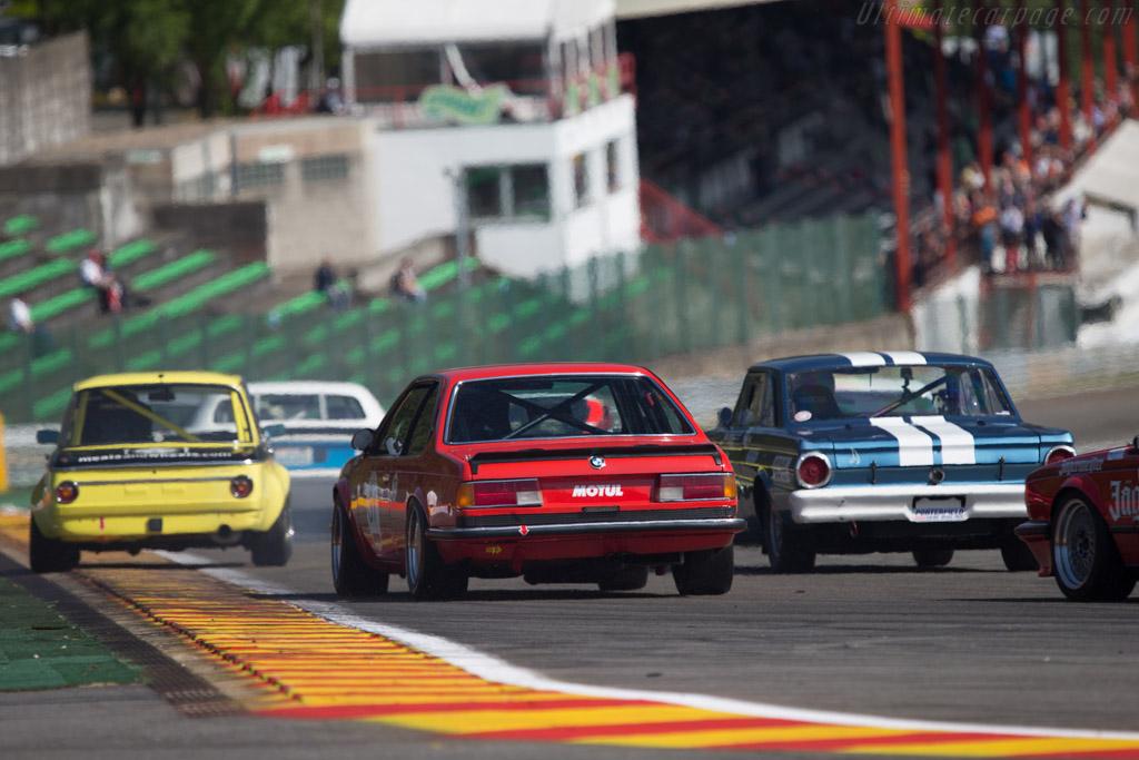 BMW 635 CSi - Chassis: E24 RA1-30 - Driver: Philipp Brunn / Siegfried Brunn - 2014 Spa Classic