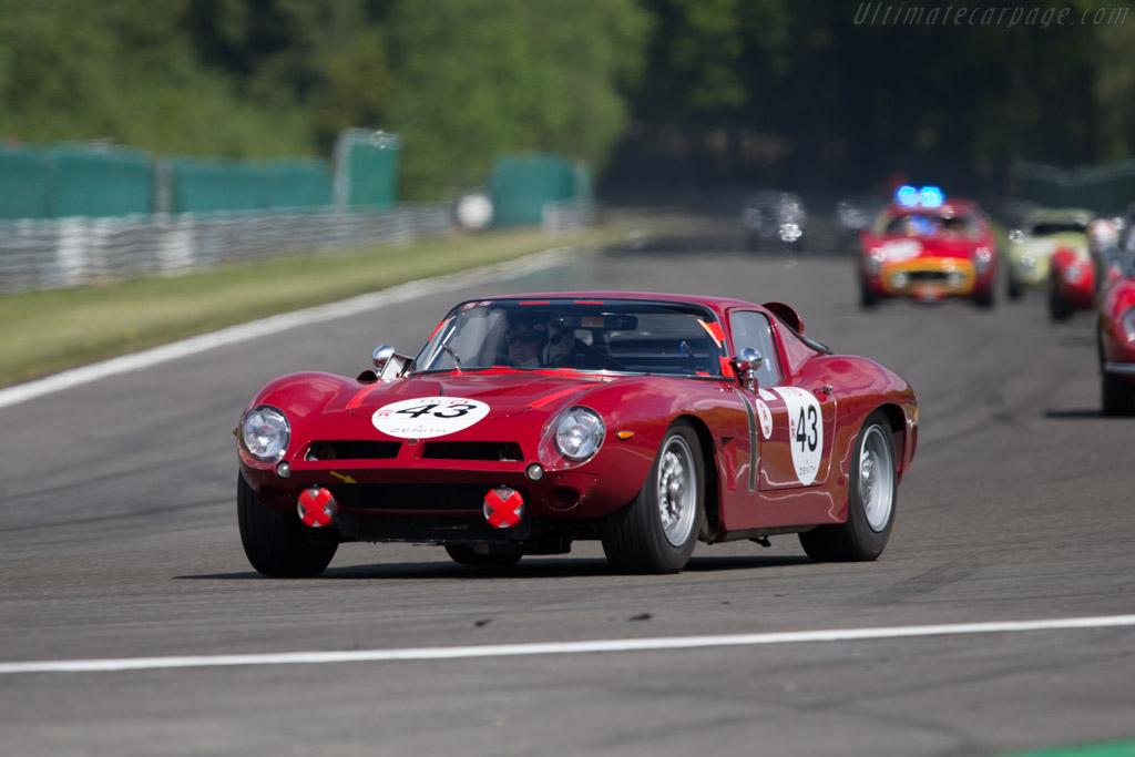 Bizzarrini 5300GT Corsa - Chassis: BA4 0106R - Driver: Georg Nolte  - 2014 Spa Classic