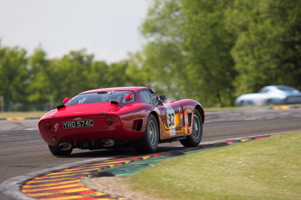 Bizzarrini 5300GT Strada - Chassis: IA3 0222 - Driver: Stanislas de Sadeleer / Christian Traber  - 2014 Spa Classic