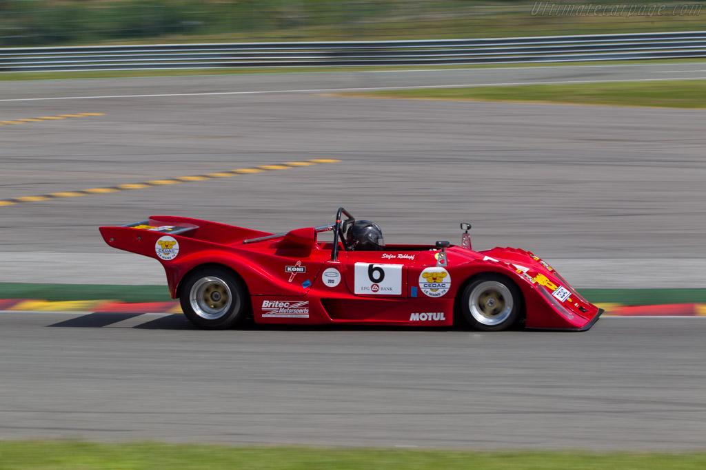 Cheetah G601 - Chassis: G601-1 - Driver: Stefan Rehkopf  - 2014 Spa Classic