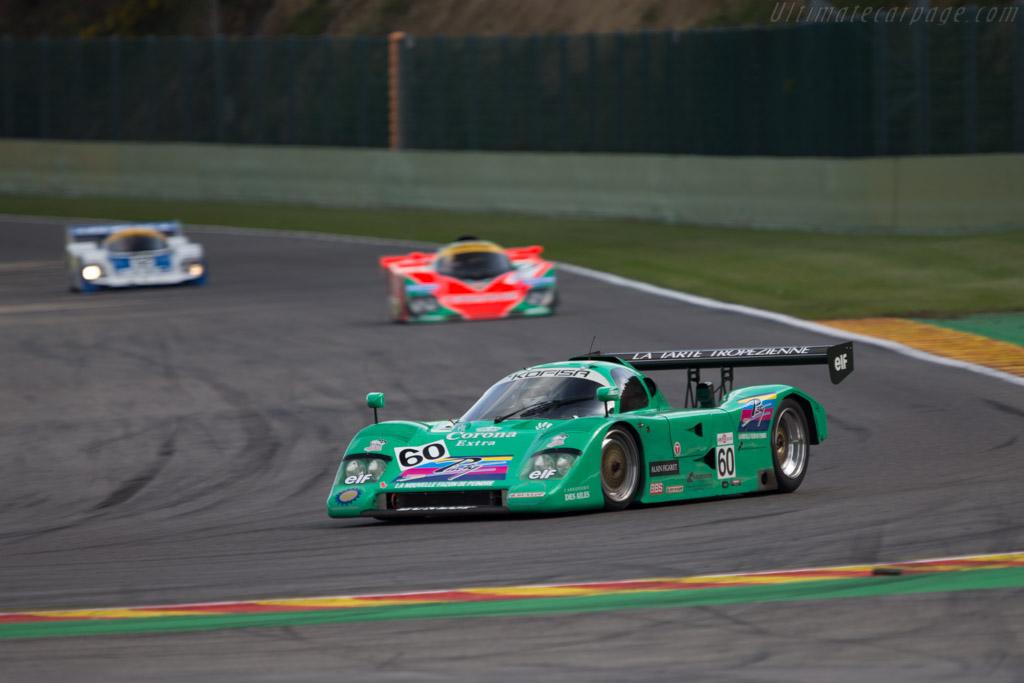 Cheetah G606 - Chassis: 002 - Driver: Eric Rickenbacher  - 2014 Spa Classic