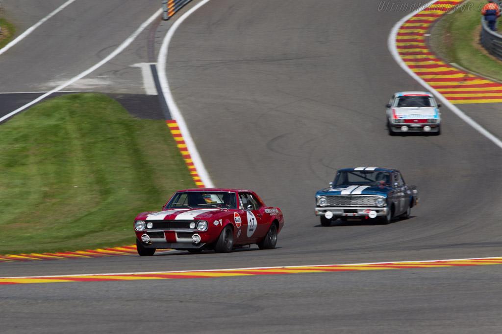 Chevrolet Camaro Z28 - Chassis: 12437 NOR 66236 - Driver: Eric Everard / Christophe van Riet  - 2014 Spa Classic