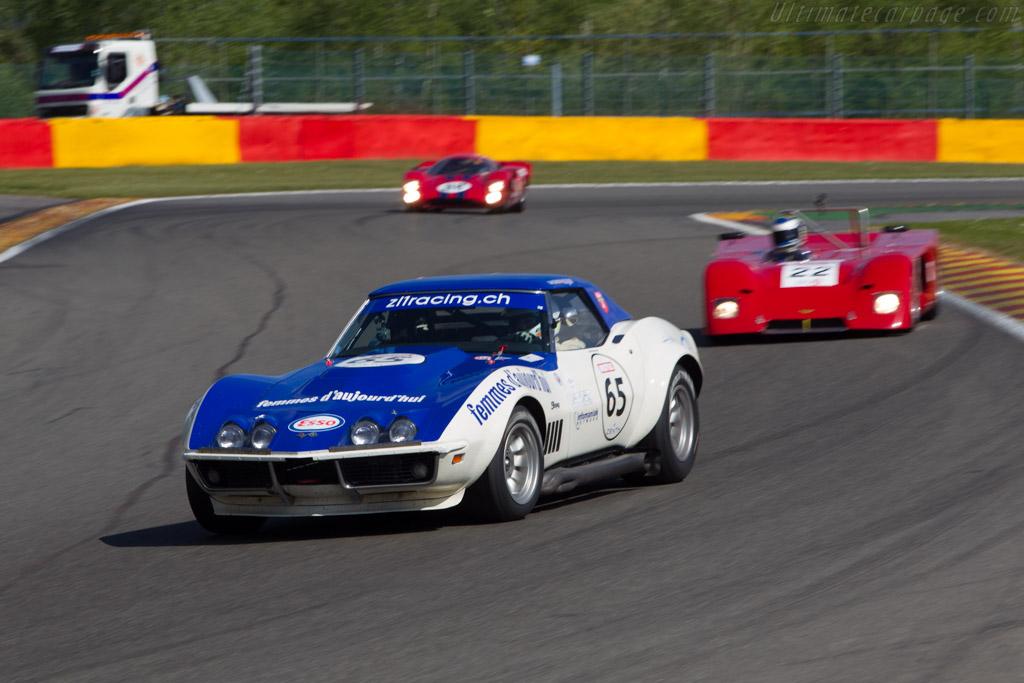 Chevrolet Corvette - Chassis: 194679S724290 - Driver: Maverick  - 2014 Spa Classic