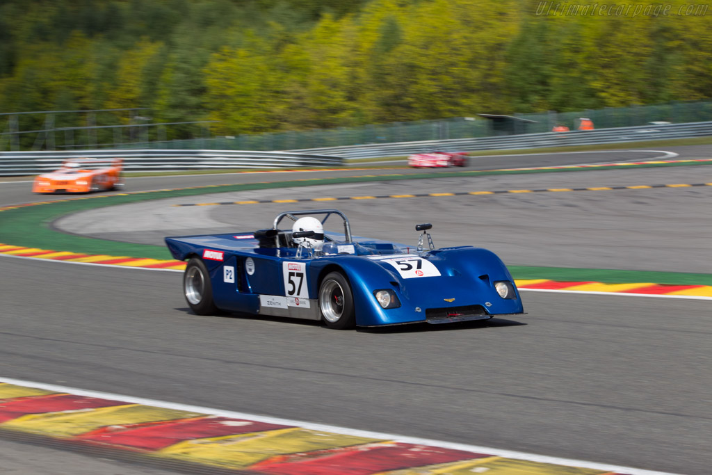 Chevron B21 - Chassis: B21-72-17 - Driver: Christophe Gadais  - 2014 Spa Classic