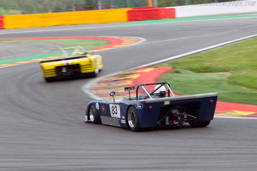 Chevron B23 - Chassis: B23-73-08 - Driver: Guy Peeters  - 2014 Spa Classic