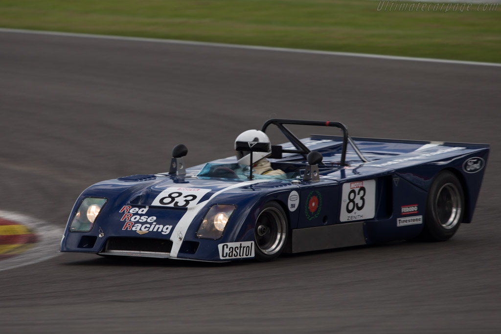 Chevron B23 - Chassis: B23-73-08 - Driver: Guy Peeters  - 2014 Spa Classic