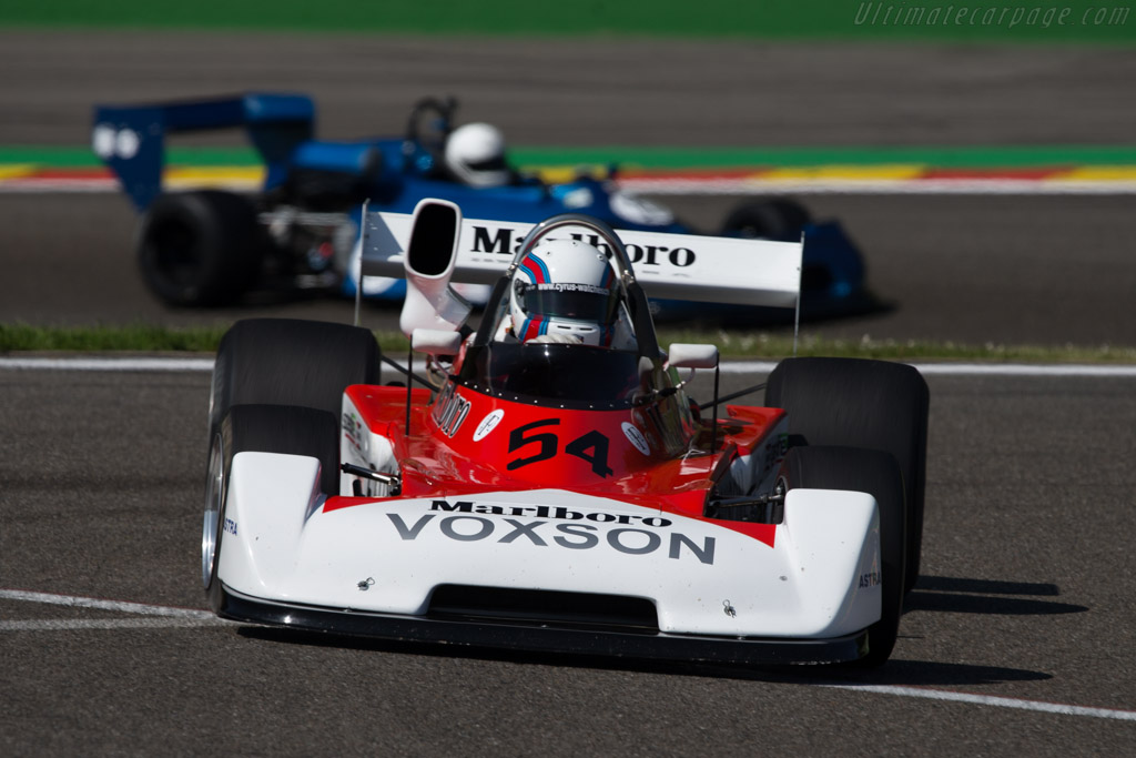 Car And Driver >> Chevron B42 - Chassis: B42-78-14 - Driver: Grant Tromans ...