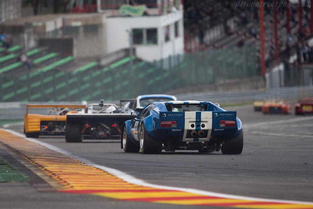 DeTomaso Pantera Group IV - Chassis: 05208 - Driver: Klaus Horn  - 2014 Spa Classic