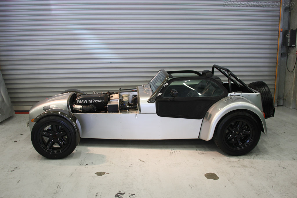 Donkervoort D8 - Chassis: DON 314   - 2014 Spa Classic