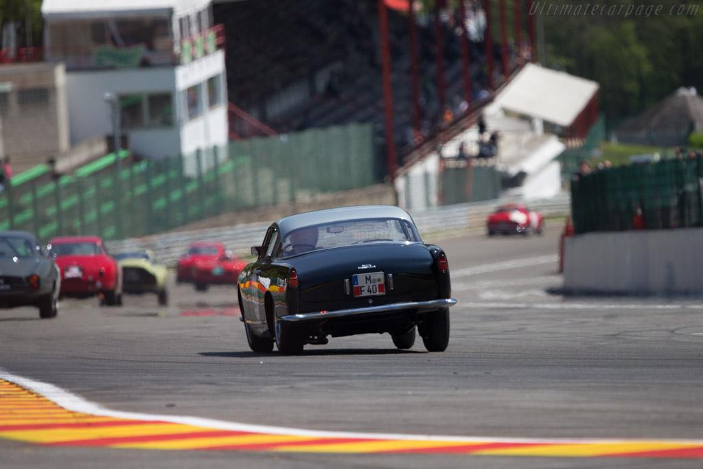 Ferrari 250 GT Boano - Chassis: 0679GT - Driver: Gerald Fellner  - 2014 Spa Classic
