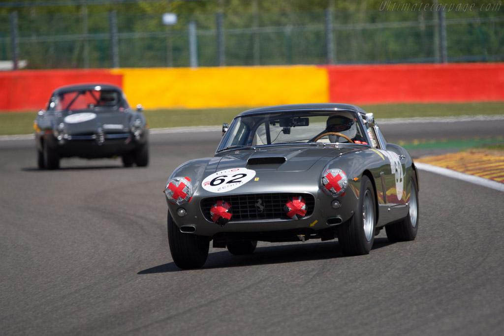 Ferrari 250 GT SWB - Chassis: 3073GT - Driver: Marcus Lindkvist  - 2014 Spa Classic