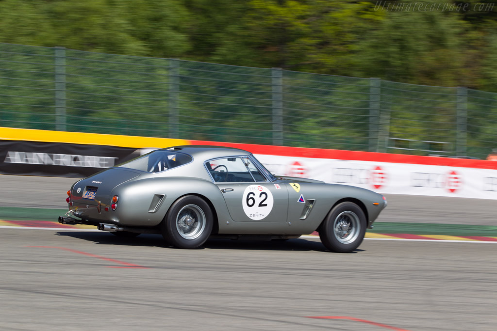 Ferrari 250 GT SWB - Chassis: 3073GT - Driver: Marcus Lindkvist  - 2014 Spa Classic