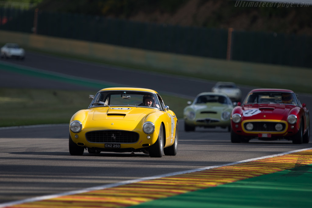 Ferrari 250 GT SWB Competizione - Chassis: 1953GT - Driver: Jackie Oliver  - 2014 Spa Classic