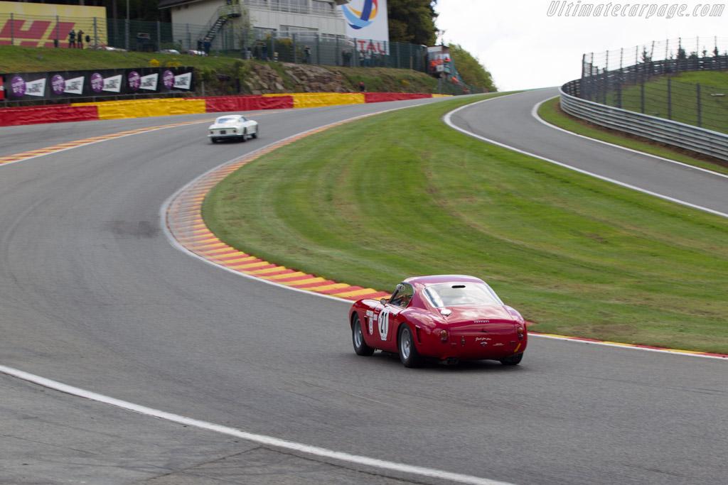 Ferrari 250 GT SWB Competizione - Chassis: 1811GT - Driver: Clive Joy / Killian Konig  - 2014 Spa Classic