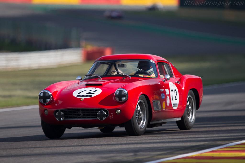 Ferrari 250 GT Tour de France - Chassis: 1401GT - Driver: Marc Devis  - 2014 Spa Classic