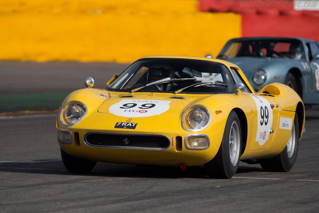 Ferrari 250 LM - Chassis: 6313 - Driver: Carlos Monteverde  - 2014 Spa Classic