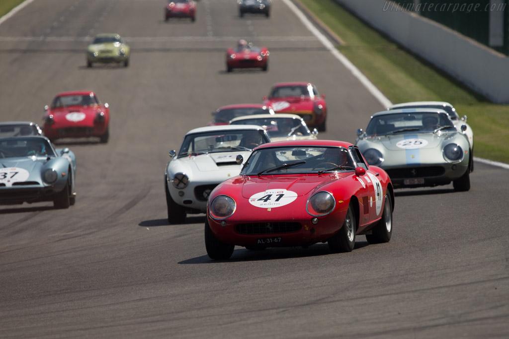 Ferrari 275 GTB/4 - Chassis: 09247 - Driver: Jan Gijzen  - 2014 Spa Classic