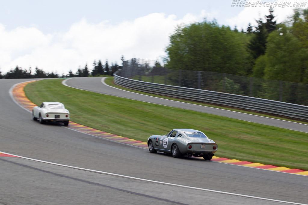Ferrari 275 GTB - Chassis: 07037 - Driver: Eric Everard  - 2014 Spa Classic