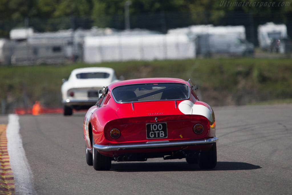Ferrari 275 GTB/C - Chassis: 09041 - Driver: Mike Humphreys / Ivor Dunbar  - 2014 Spa Classic