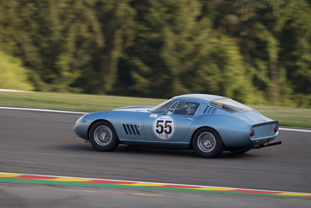 Ferrari 275 GTB/C - Chassis: 09057 - Driver: Vincent Gaye  - 2014 Spa Classic
