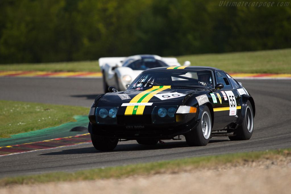 Ferrari 365 GTB/4 Daytona Group IV - Chassis: 13715 - Driver: Amaury Latham / Christian Baud  - 2014 Spa Classic