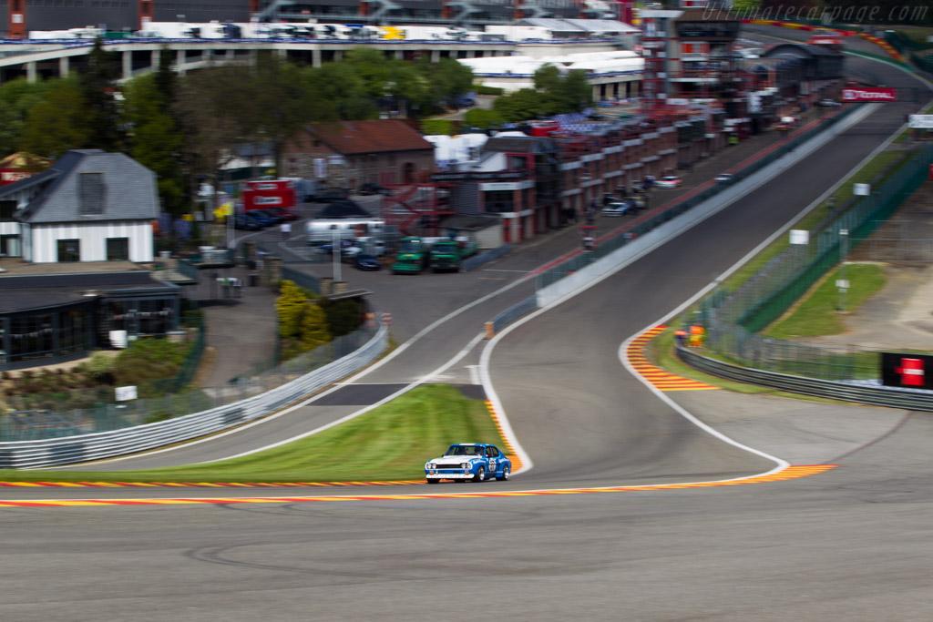 Ford Capri RS 2600 - Chassis: GAEGKA86116 - Driver: Mike Humphreys / Ivor Dunbar  - 2014 Spa Classic