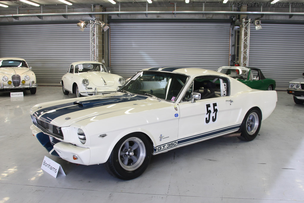 Ford Mustang GT - Chassis: 3FOA279505 - 2014 Spa Classic