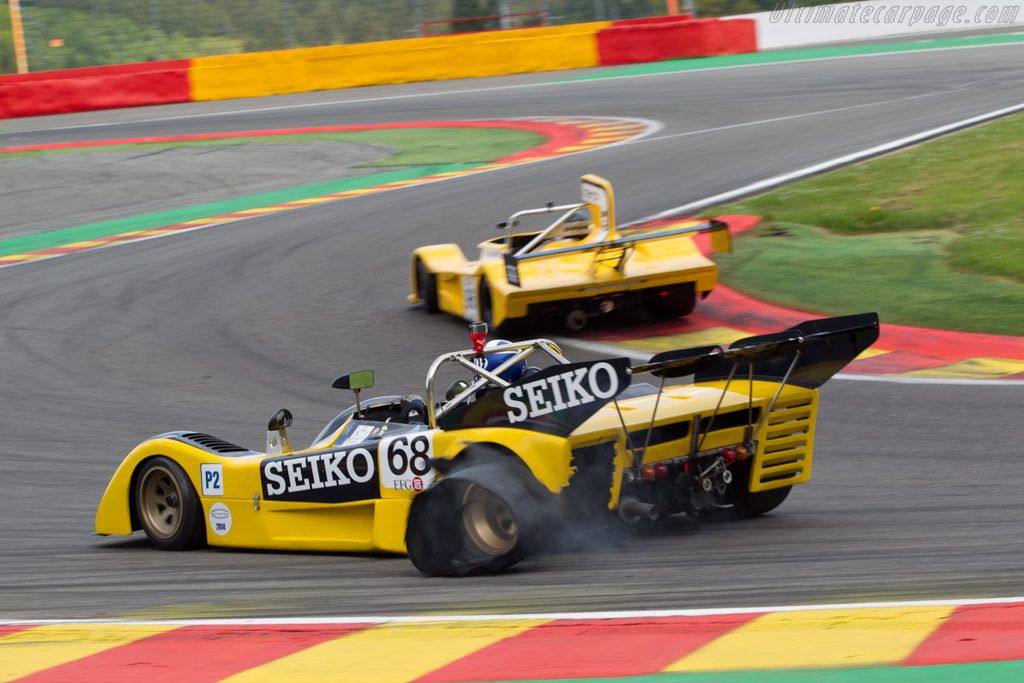 GRD S73 - Chassis: S73-073 - Driver: Eric Mestdagh  - 2014 Spa Classic