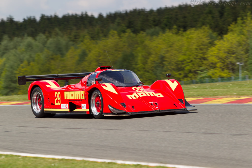 Gebhardt C91 Cosworth - Chassis: 901 - Driver: Frank Lyons  - 2014 Spa Classic