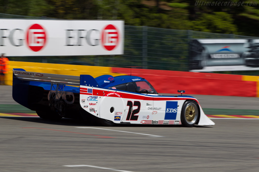 Intrepid RM1 Chevrolet - Chassis: 004 - Driver: Peter Garrod  - 2014 Spa Classic
